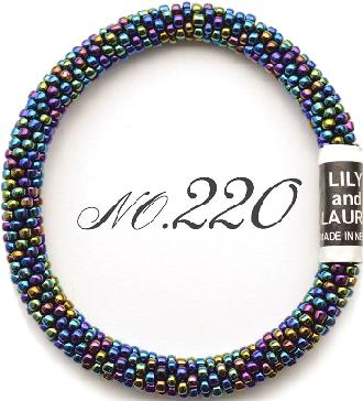 リリーアンドローラのメンズ&レディースブレスレットNO220「メンズ&レディース」