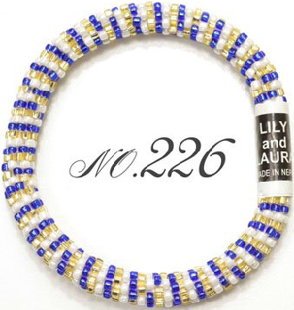 リリーアンドローラのメンズ&レディースブレスレットNO226「メンズ&レディース」
