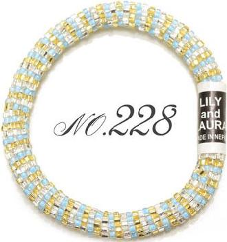 リリーアンドローラのメンズ&レディースブレスレットNO228「メンズ&レディース」