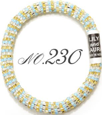 リリーアンドローラのメンズ&レディースブレスレットNO230「メンズ&レディース」