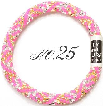 リリーアンドローラのメンズ&レディースブレスレットNO25「メンズ&レディース」
