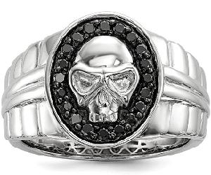 Security Jewelersのスカルリング