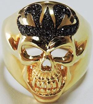 真珠の杜のスカルリング
