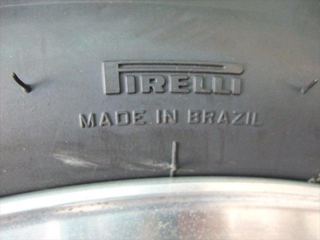 タイヤ交換⑥