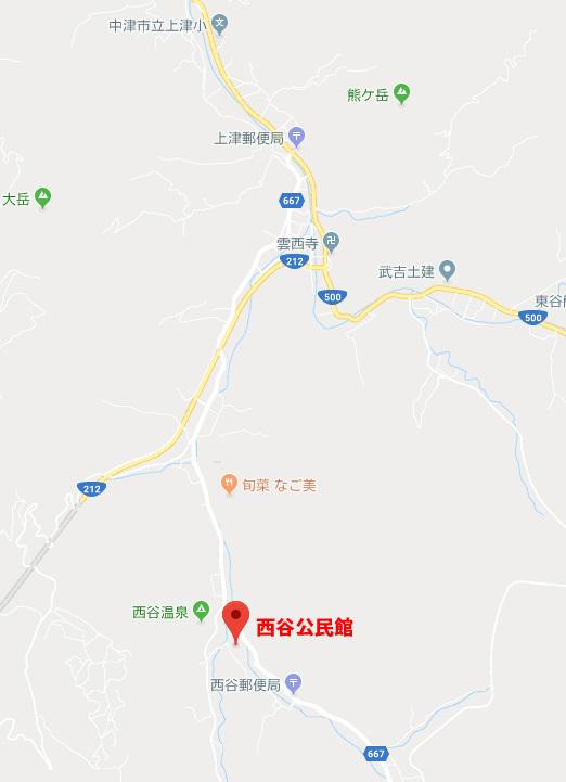 nishitani map