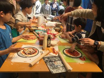 30年度春のピザ焼き交流会4