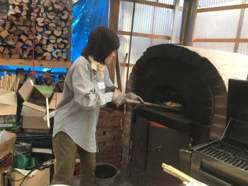 30年度春のピザ焼き交流会9