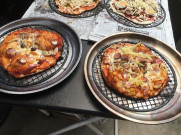 30年度春のピザ焼き交流会10