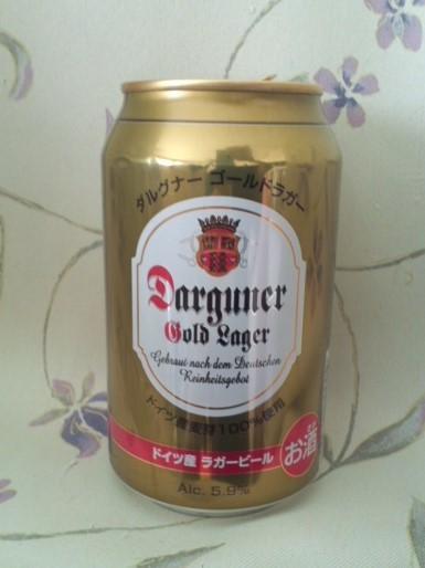 Darguner Gold Lager(ダルグナー ゴールドラガー)