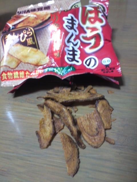 Sozaiのまんま ごぼうのまんま ピリ辛醤油味