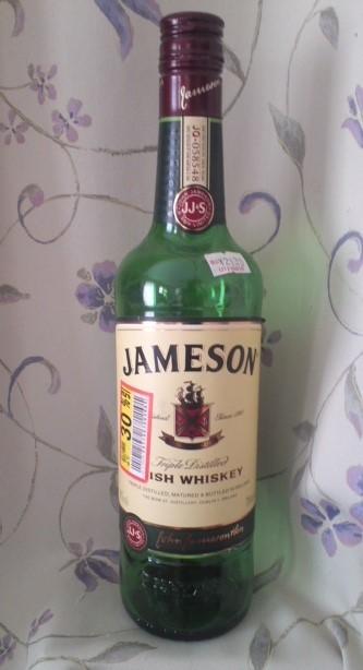 JAMESON IRISH WHISKEY(ジェムソン アイリッシュウィスキー)
