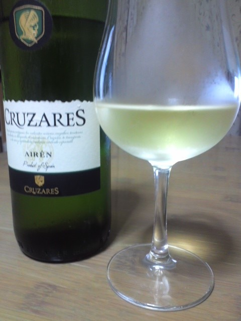 CRUZARES AIREN(クルサレス 白)