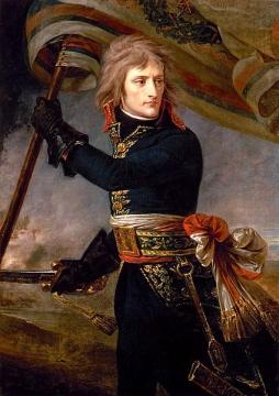 ルーブル、ナポレオン