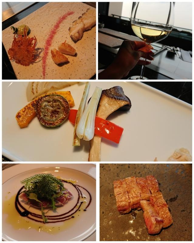 沖縄ディナー
