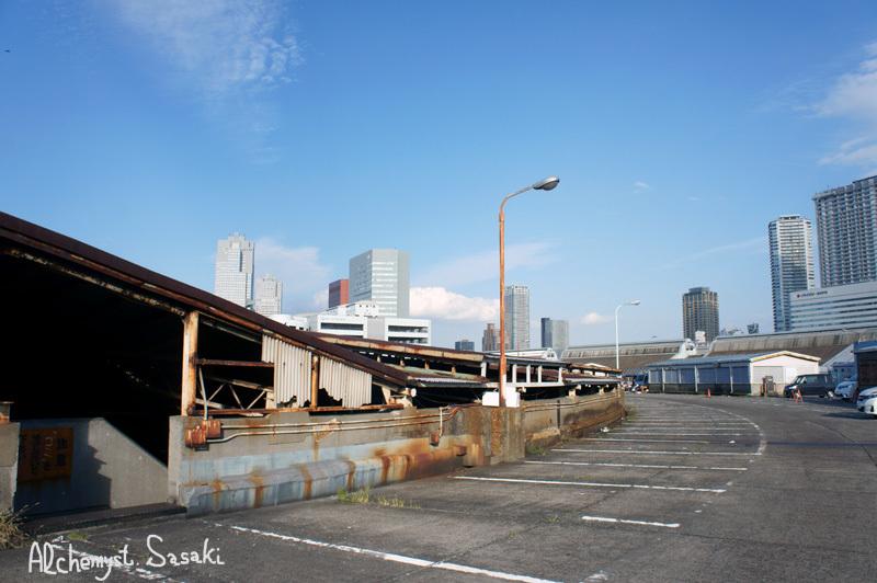 築地・魚河岸