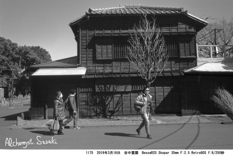 谷中から上野1175-6