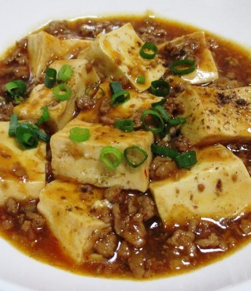 麻婆豆腐 焼肉のタレ 拡大