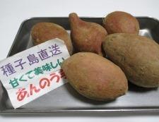 安納芋 材料①