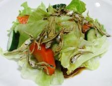 焼肉のタレドレッシング 調理④