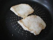 メカジキの照り焼き 調理④