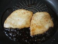 メカジキの照り焼き 調理⑤