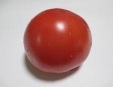トマトとほうれん草 材料①