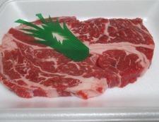 ガーリックステーキ 材料①