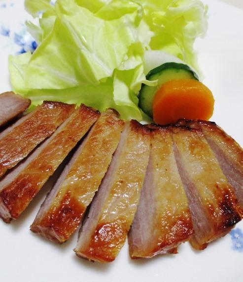 豚ロースの味噌漬け B