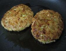 鶏つくねハンバーグ 調理⑥
