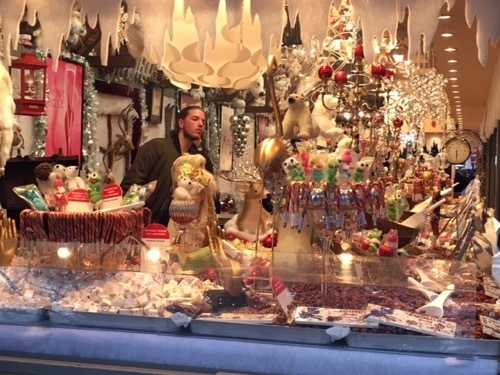 モントルークリスマスマーケット