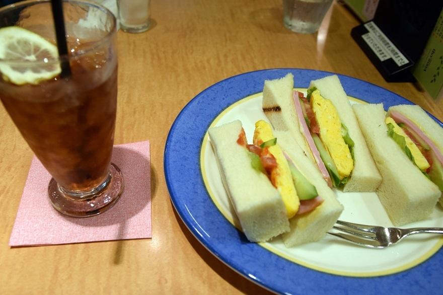 三番街・玉子サンド (0)