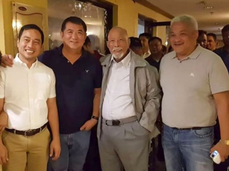 carmelo lazartin celebrate 84th birthday (1)