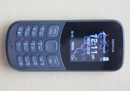 conventional cellphone (10)