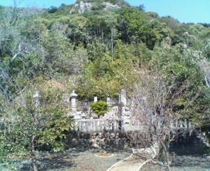 森田墓地2009