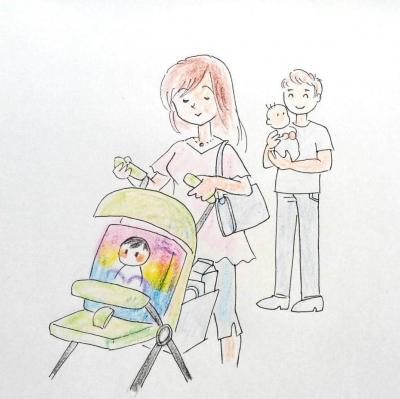 きれいな赤ちゃん3