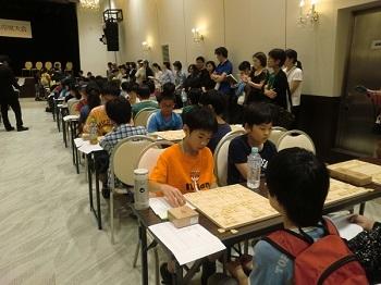 第7回荒川区こども将棋大会15-2