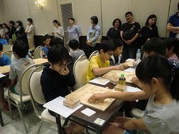 第7回荒川区こども将棋大会14-2