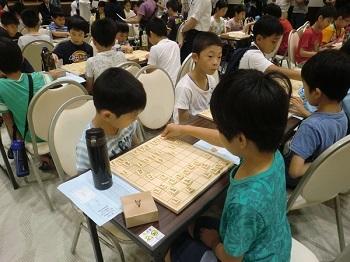 第7回荒川区こども将棋大会13-2