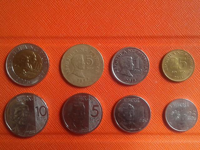 新旧コイン