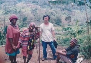 パプアニューギニアで