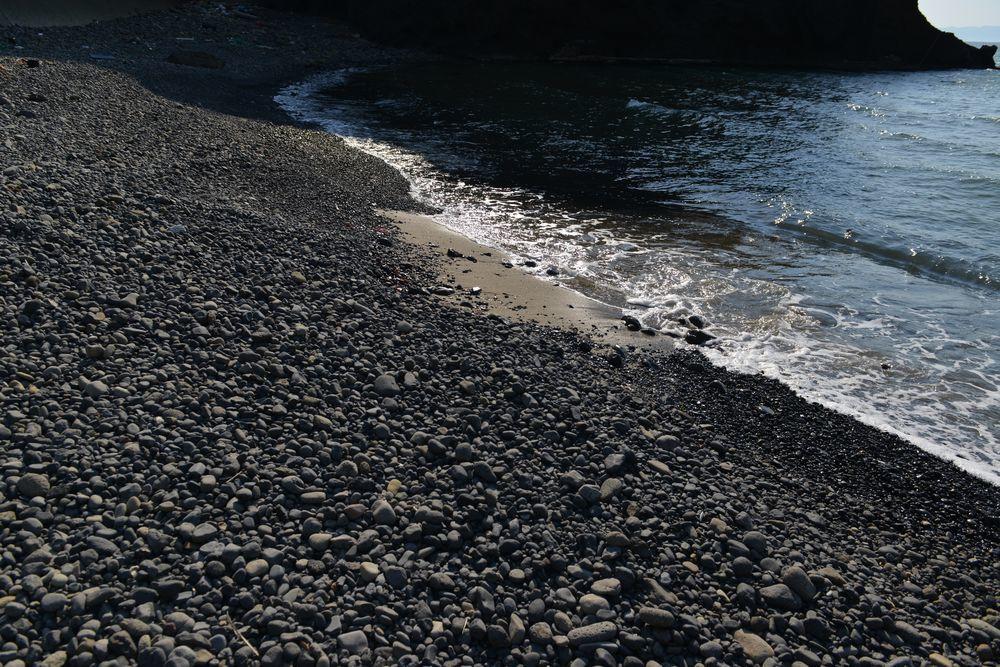石の浜へ-3