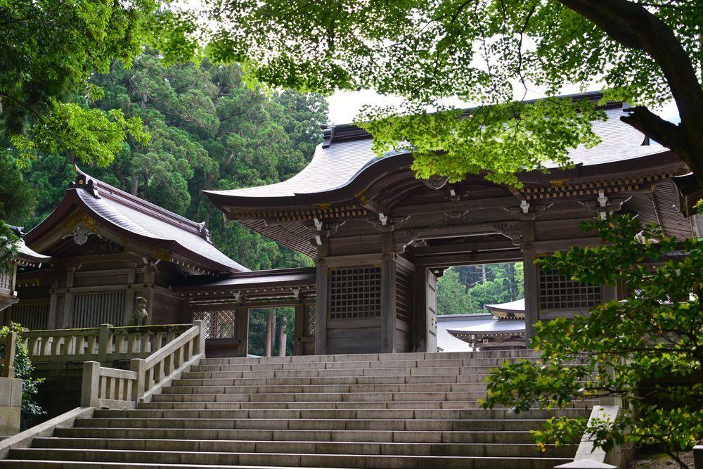 5月の弥彦神社-6