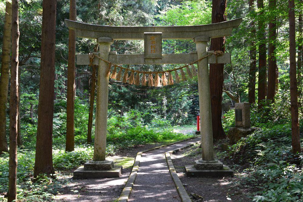 間瀬神社-1