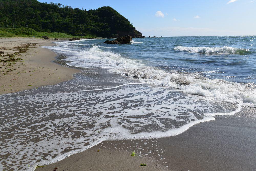 波が来た-2