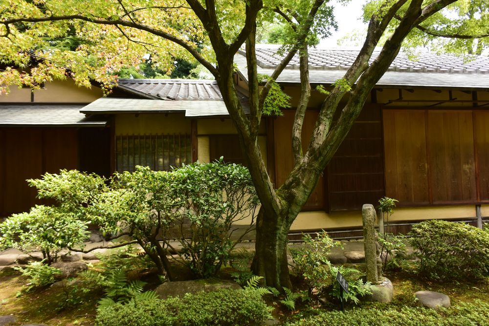 根津美術館と庭園-4