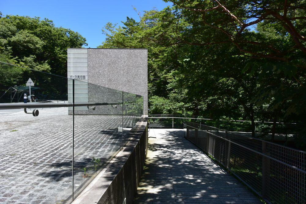 ガラスの美術館-1