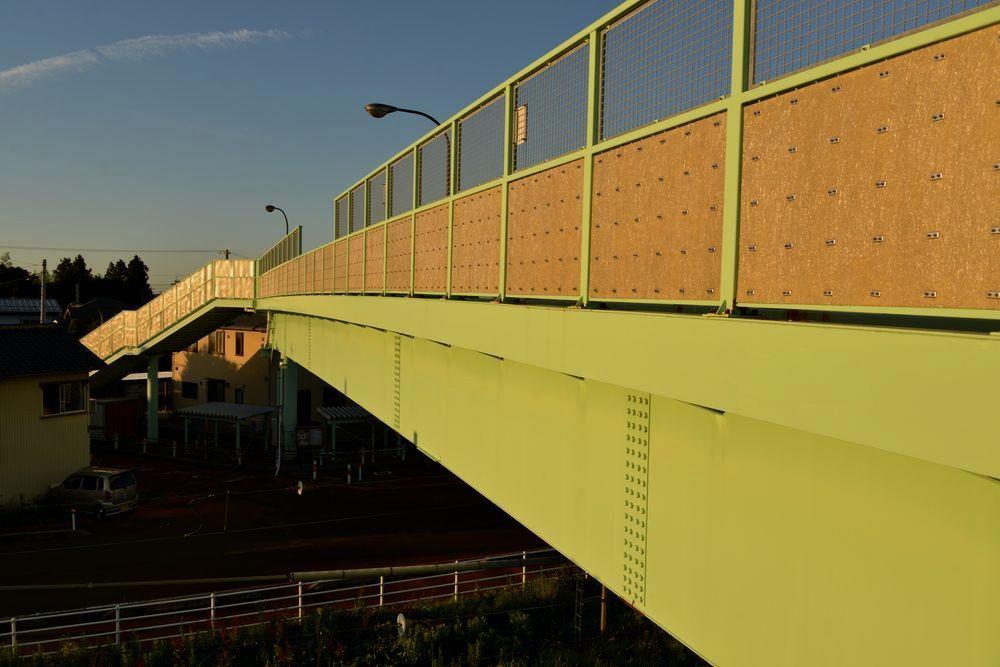 西日 跨線橋-4