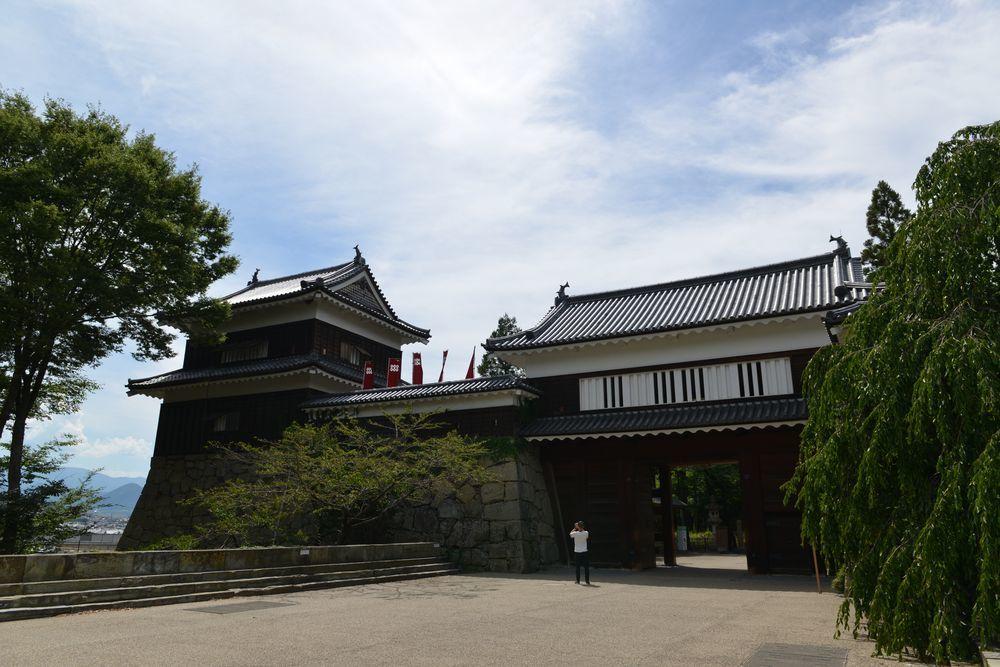 上田城址-1