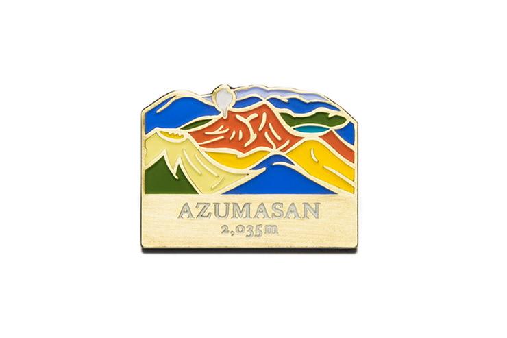 AZUMASANバッジ