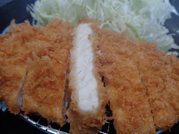 6/23 松乃屋・ロースとんかつ定食